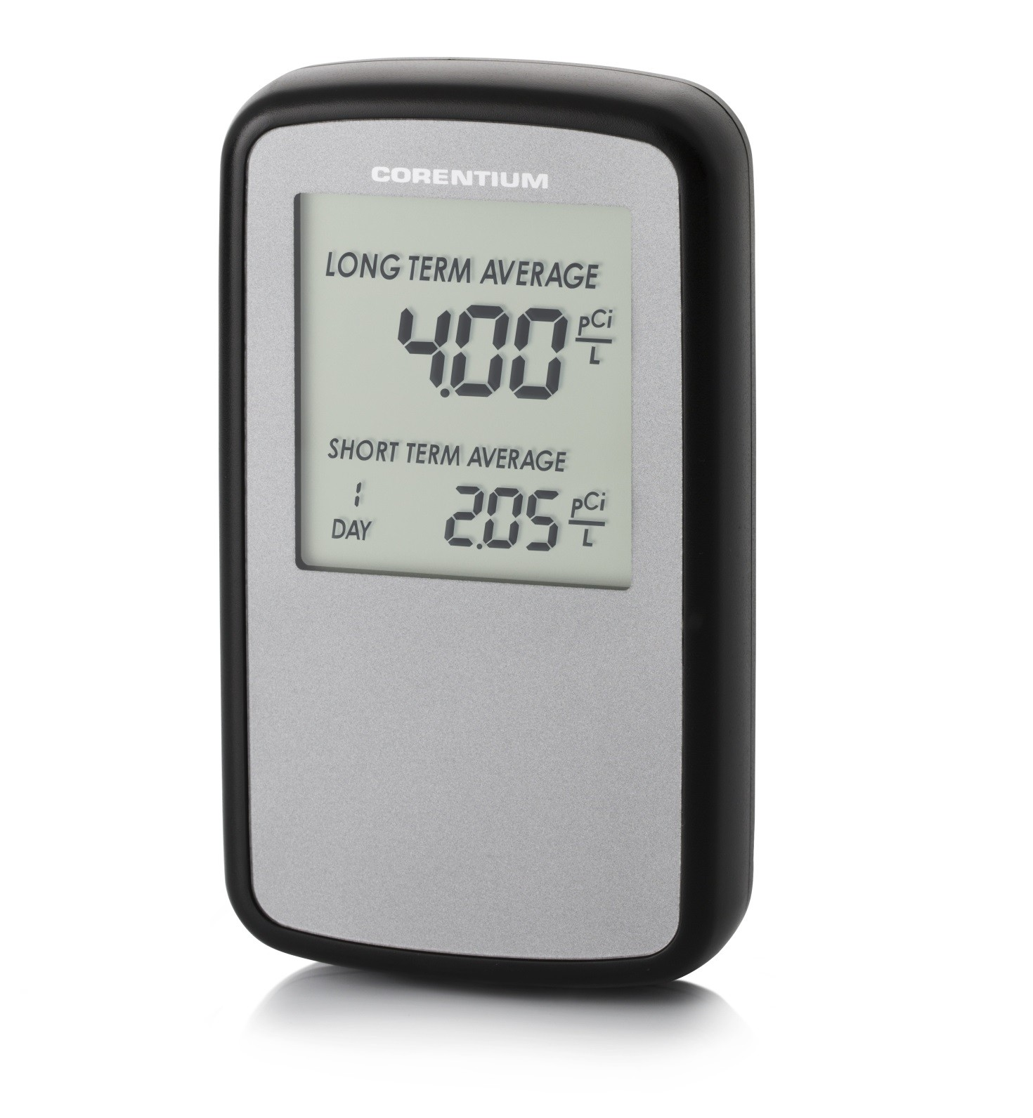 Radon digital monitor