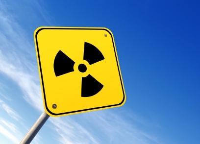 Radon Gas Sign
