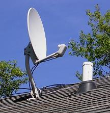 Radon roof pipe