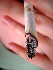 Smoking danger