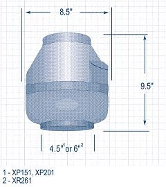 radonaway diagram