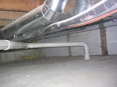 Radon Pipe Information