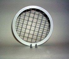 radon fan cap